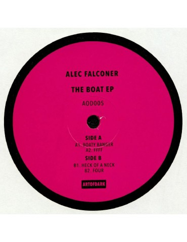 Alec Falconer – The Boat EP