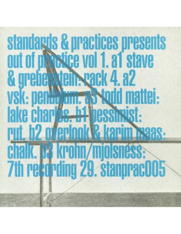 Various – Out Of Practice...