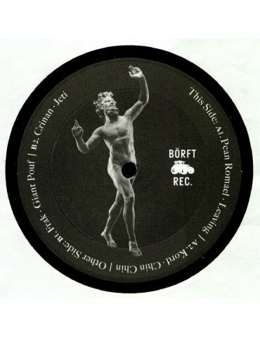 Various ‎– Borft Dance...