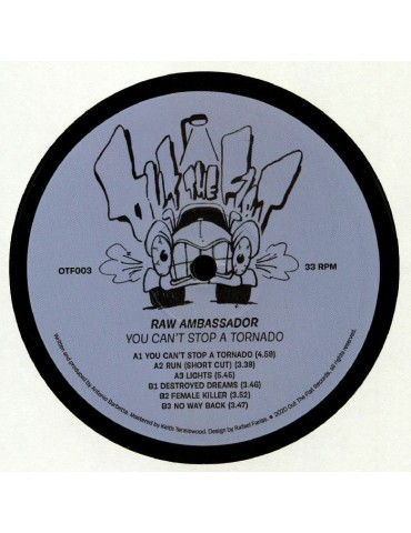 Raw Ambassador ‎– You Can't...