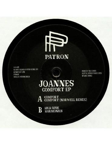 Joannes – Comfort EP