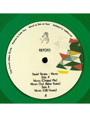 Daniel Gorziza – Waves