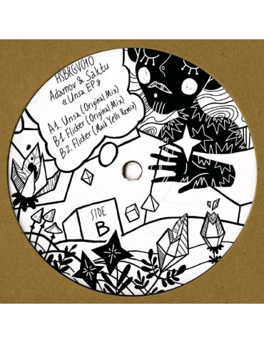 Adamov, Saktu – Unsa EP