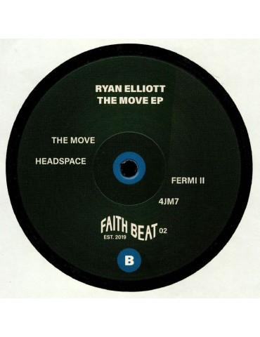 Ryan Elliott – The Move EP