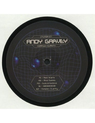 Andy Garvey ‎– Complex Clarity