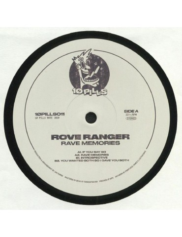 Rove Ranger – Rave Memories
