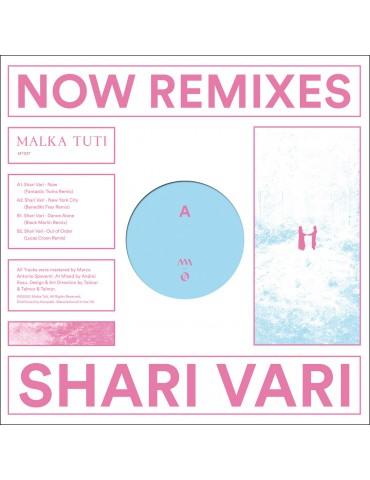 Shari Vari – Now Remixes