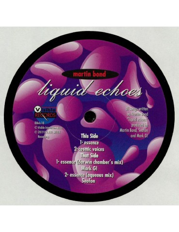 Martin Bond – Liquid Echoes