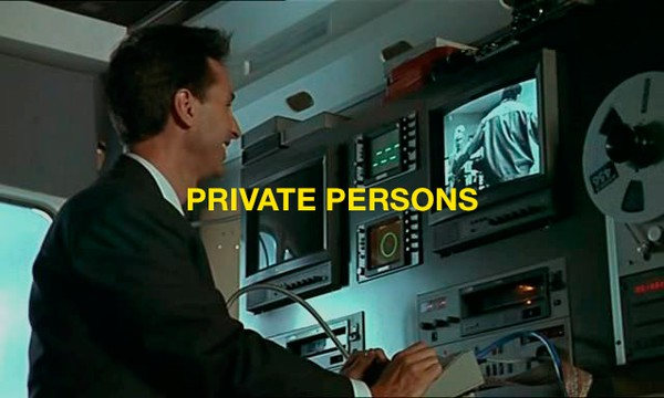 PRIVATE PERSONS